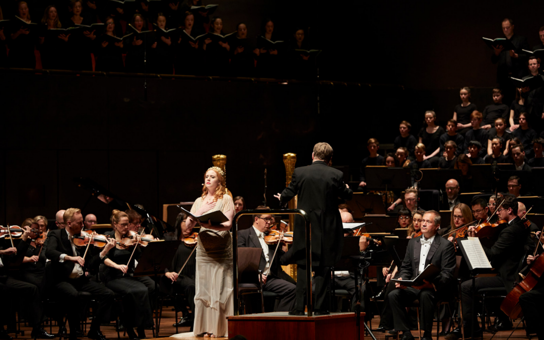 Paul Groves debuts at Melbourne Symphony Orchestra in Perséphone