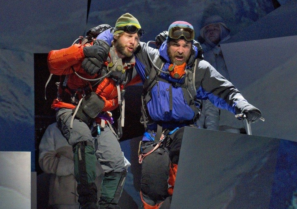 Craig Verm returns to Joby Talbot's EVEREST with Austin Opera