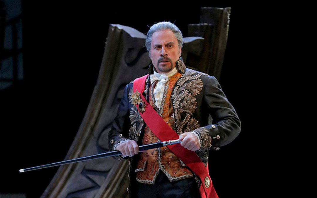 "Raymond Aceto receives critical acclaim for Washington National Opera's ""Faust"""
