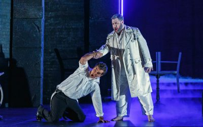 Craig Verm continues success as Don Giovanni