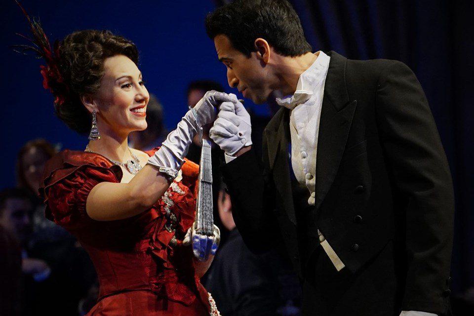 Rafael Moras makes his Utah Opera Debut