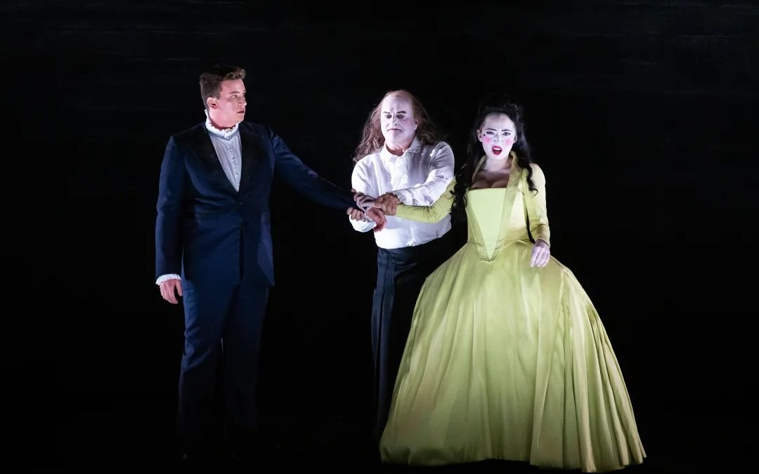 Pureum Jo receives praise in her return to Houston Grand Opera