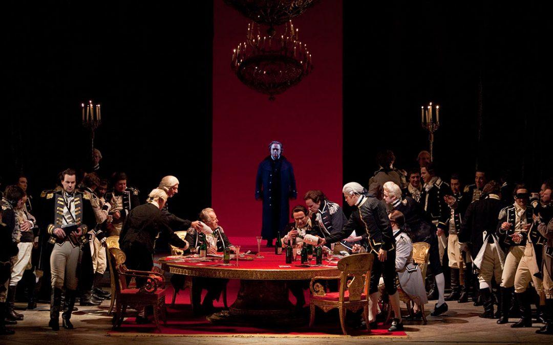 Paul Groves and Raymond Aceto return to The Metropolitan Opera