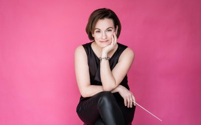 Press for Daniela Candillari with New York Philharmonic