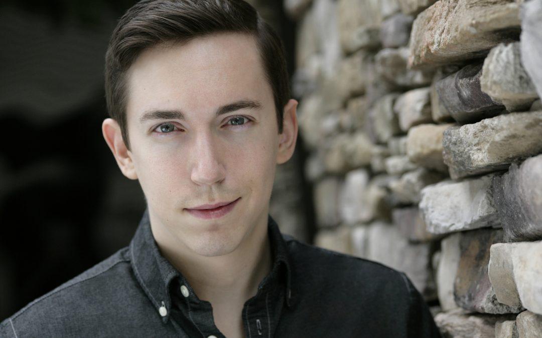 Jonas Hacker joins the Ensemble of the Bayerische Staatsoper